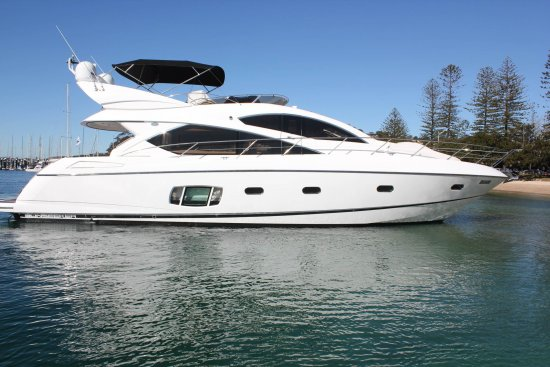 2011 SUNSEEKER 60 MANHATTAN